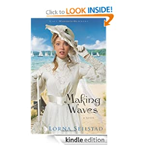 Making Waves: A Novel (Lake Manawa Summers Book #1)
