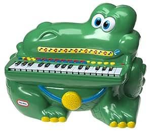 Amazon.com: Little Tikes Crocodile Piano: Toys & Games