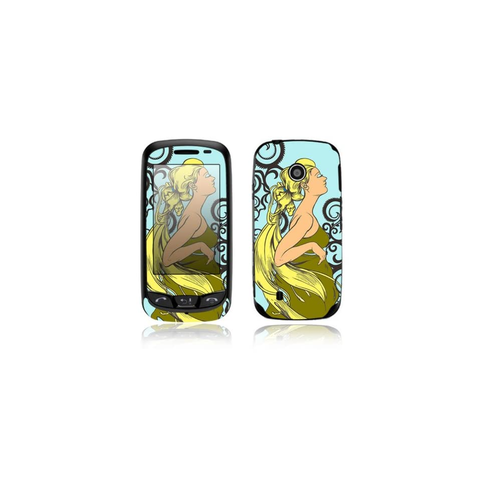 Dreamer Design Decorative Skin Cover Decal Sticker for LG Cosmos Touch VN270 Cell Phone