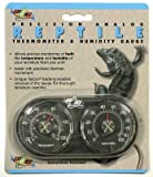"""ZOO MED/AQUATROL, INC - REPTILE DUAL THRM/HMDTY GAUGE """"REPTILE PRODUCTS - REPTILE - THRMTRS & HYGRMTRS"""""""