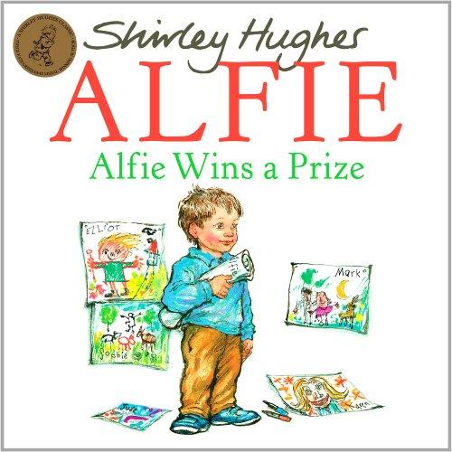 Alfie Wins A Prize