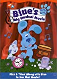 Blue's Clues: Blue's Big Muscial Movie [DVD] [Import]
