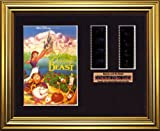Beauty and the Beast Disney - Framed double filmcell picture (gd)