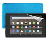 """Fire HD 8 Essentials Bundle including Fire HD 8, 8"""" HD Display, Wi-Fi, 8 GB - with Special Offers, Incipio Cover - Blue and Screen Protector video review"""