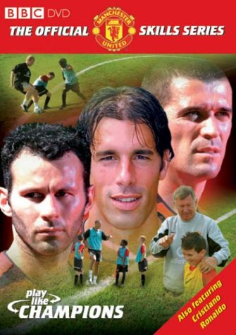 Manchester United: Play Like Champions [DVD]