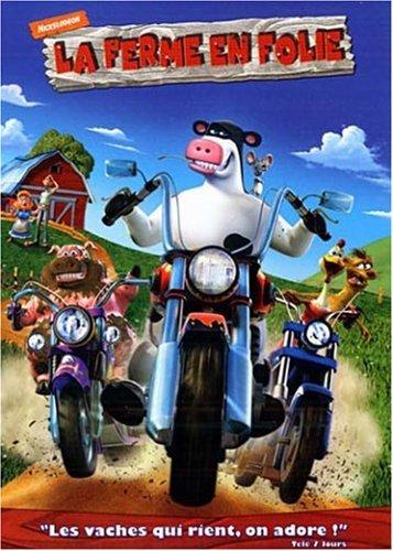 Animation : La ferme en folie / Jeff McGrath; Cathy Malkasian; Norton Virgien; Igor Kovalyov, Réal. | Boutilier, Kate. Interprète