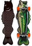 Element Bass Fish Complete Skateboard New On Sale