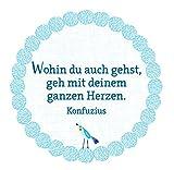 Image de Sprüchedose - Nimm eins! Schöne Gedanken für jeden Tag: 100 Spruchkärtchen