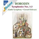 Borodin: Symphonies Nos. 1-3
