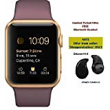 #5: Captcha (Top Selling) CT08 Smart Watch with Sim/Memory Card Slot, Camera (One Year Warranty) For Men/Woment/Kids with FREE GIFT OFFER (S530)