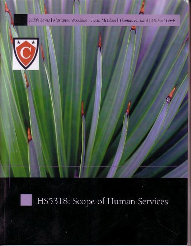 Scope of Human Services