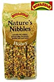ROTASTAK Small Animal Treats Honey Nut Nibble Sticks 3 Bars (Yummy treats for all small animals. Suitable for rabbits, guinea pigs, hamsters, gerbils, mice and rats.They'll go to any length to get their paws on one!! Contains 3 delicious Treat Bars. Pack