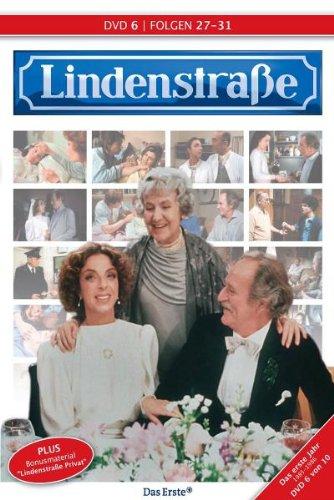 Lindenstraße - DVD 06 (Folge 27 - 31)
