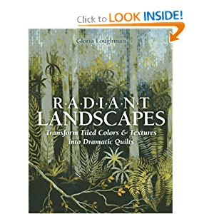 Radiant Landscapes: Transform Tiled Colors & Textures into Dramatic Quilts ebook