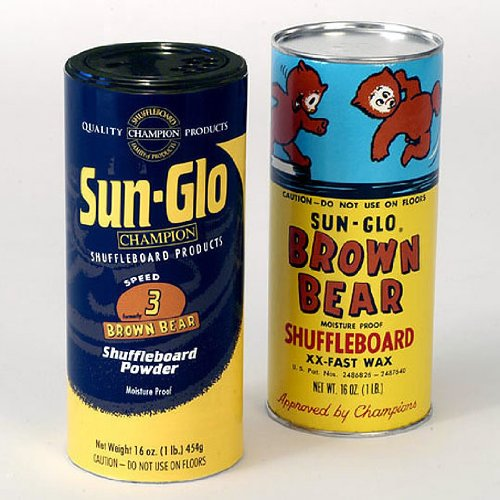 Sale!! Sun-Glo #3 Speed Shuffleboard Powder Wax