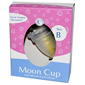 GladRags Menstrual Cups Size B  A Cup To B Cup Before And After