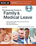 img - for The Essential Guide to Family & Medical Leave book / textbook / text book