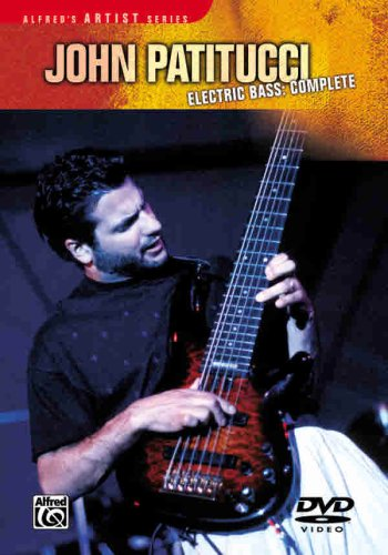 John Patitucci -- Electric Bass Complete (DVD)