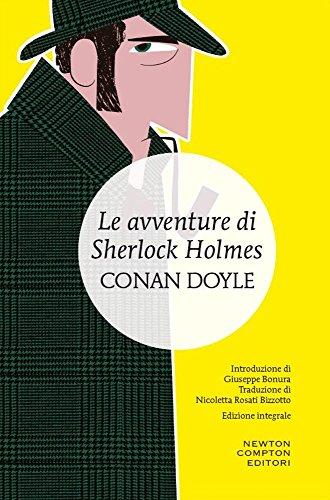 le-avventure-di-sherlock-holmes-ediz-integrale
