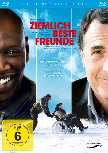Ziemlich beste Freunde [Blu-ray] [Special Edition]