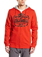 Columbia Sudadera con Cierre Csc Mountain Shield Full Zip (Tomate)