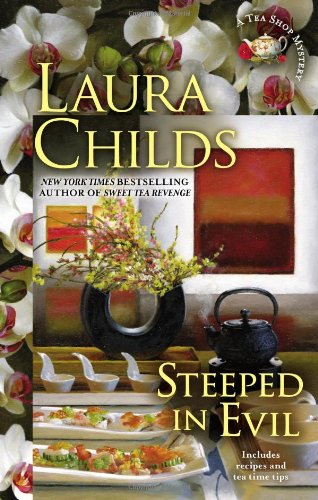 Image of Steeped in Evil (A Tea Shop Mystery)