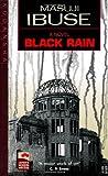 Black Rain (Japans Modern Writers)