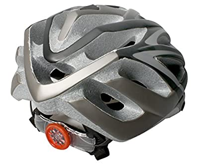 Claud Butler Regis Gents Mens Cycling Cycle Helmet - Black/Silver by Claud Butler