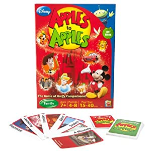 Apples to Apples - Game of Goofy Comparison