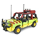 JP Tour Vehicle - Custom LEGO Element Kit