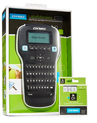 Dymo labelmanager 160 hand held label maker 1790415 for Dymo labelmanager 160 tape