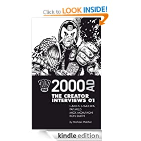 2000 AD: The Creator Interviews
