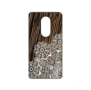 Vibhar printed case back cover for Xiaomi RedMi Note 3 Lace