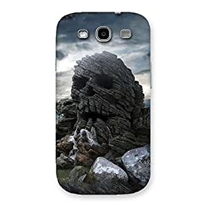 Rock Skull Back Case Cover for Galaxy S3 Neo
