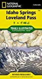 Idaho Springs / Loveland Pass (Trails Illustrated Map #104) (National Geographic Maps: Trails Illustrated)