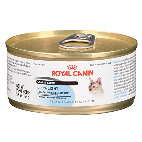 Royal Canin Ultra Light Loaf In Sauce