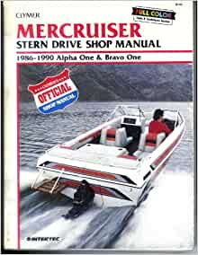 mercruiser alpha one manual free download