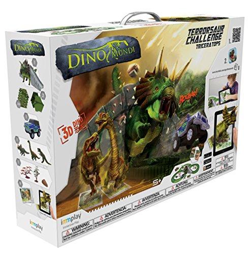 dino-mundi-ttdi20amz-terrorsaur-challenge-triceratops-track-set-mit-200-er-packung