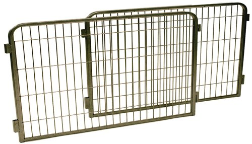49 ins Pair of extra panels for 27ins high Crufts freedom play pen