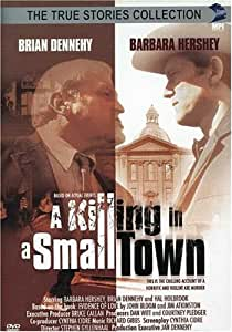 A Killing in a Small Town (True Stories Collection TV Movie)