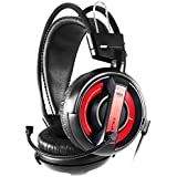 E-BLUE COBRA Series EHS013RE Professional Gaming Headset (English packing)