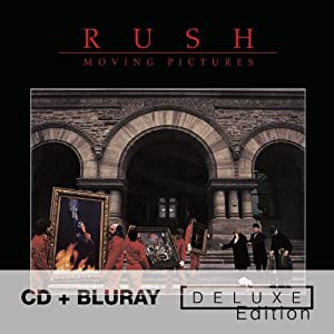 Moving Pictures (Deluxe CD + Blu-Ray)