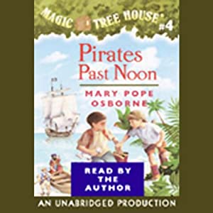 Magic Tree House, Book 4 Audiobook