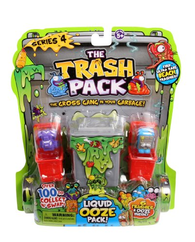 Trash Pack Series #4 Liquid Ooze Pack (All Trash Pack Toys compare prices)