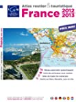 95051 ATLAS ROUTIER FRANCE 2012 (PRIX...