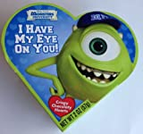Monsters University Mini Valentine Candy Box - I Have My Eye on You Mike Wazowski