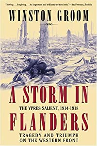 Cover of &quot;A Storm in Flanders: The Ypres ...
