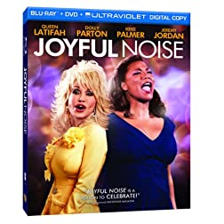 Joyful Noise (Blu-ray / DVD / UltraViolet Digital Copy Combo Pack)
