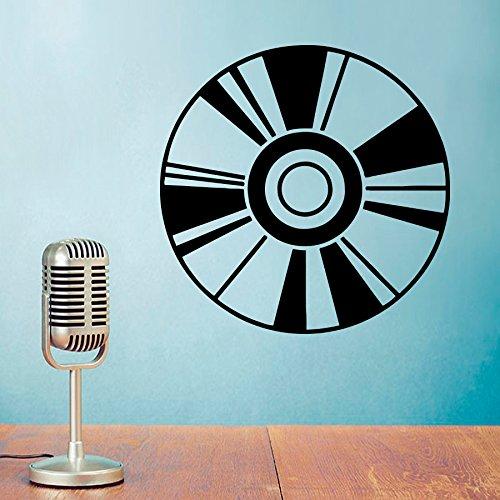chadme da parete in vinile Record Music Studio Design Musica Club Studio di registrazione Living camera dei bambini decorazioni in vinile Home D š Š cor