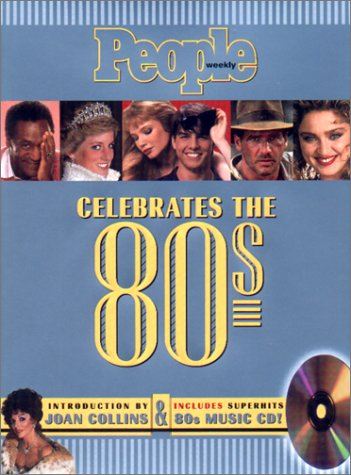 Image for People Celebrates the 80's : Book and Companion CD